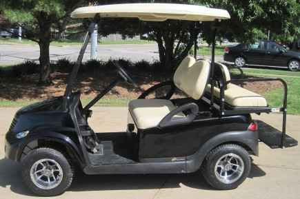 Used 2013 Gcw PT Cruiser Custom Club Car Golf Cart ATVs For Sale in Illinois. Looking to travel the golf course in style? Search no more! This luxurious PT Cruiser Custom Club Car Golf Cart offers you a stylish comfortable ride around the course. This high quality electric golf cart has so many great features, it's too hard to pass up. Take a look below and you'll notice that you won't find a better deal than this. This cart has been inspected by an authorized Club Car Technician, and has…