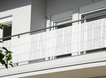 ΚΑΓΚΕΛΑ Aluminum perforated balustrades for balcony. Metalaxi Innovative Architectural Products. www.metalaxi.com Life is in the details.