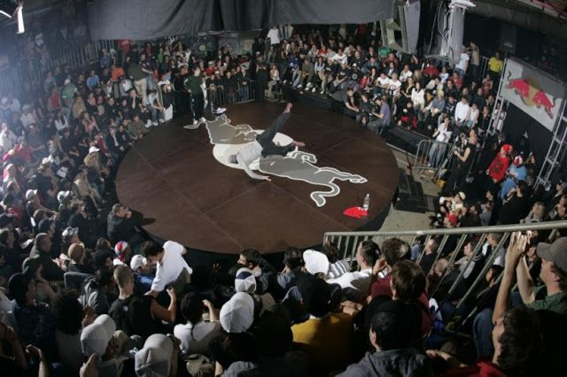 Bboy Battle Videos of the Red Bull BC One 2004 in Biel