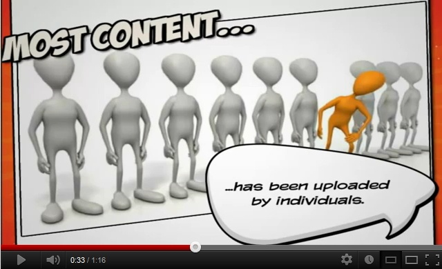 FAQ 3 – What is YouTube?  A short video explaining what YouTube is for newbies.
