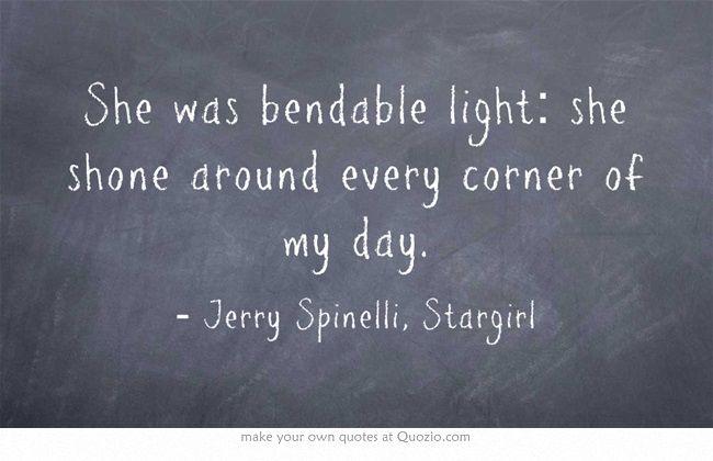 Jerry Spinelli, Stargirl