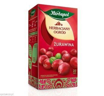 Herbata HERBAPOL Żurawina 20tb opak.36 | spozywczo.pl http://www.spozywczo.pl/hurtownia-kawy-herbaty