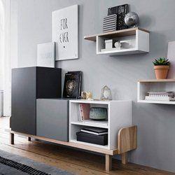 une bonne id e pour mettre ses caissons besta en valeur. Black Bedroom Furniture Sets. Home Design Ideas