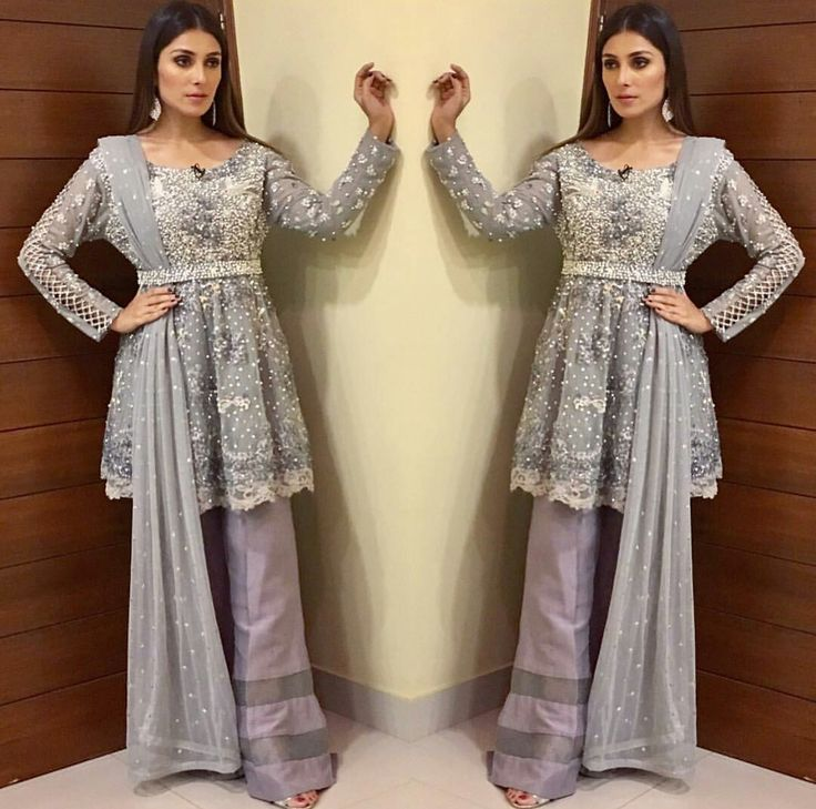 Gorgeous Ayeza Khan Wearing by #AnsabJahangirStudio Styled by #AnilaMurtaza #ComingSoon #EidShow #Recording #PakistaniActresses #PakistaniCelebrities ✨
