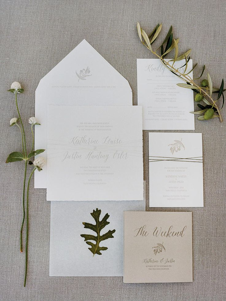 15 Rustic Wedding Invitation Ideas 870 best