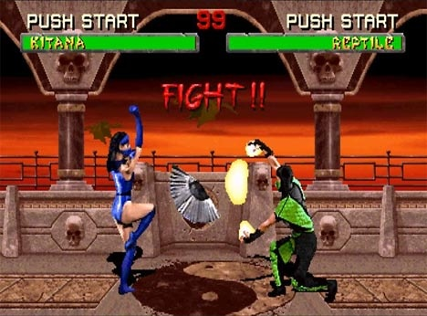 cool games fighting