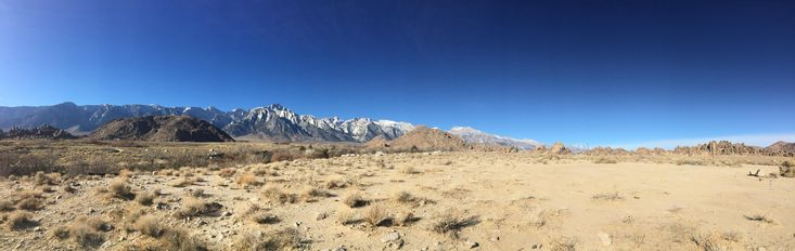 Mt. Whitney from Alabama Hills - http://ift.tt/2m11DhR