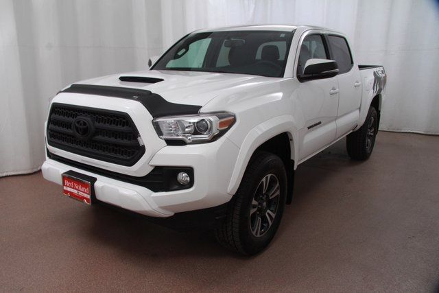Pre-Owned 2016 Toyota Tacoma TRD Sport for more information contact; 719.493.5826