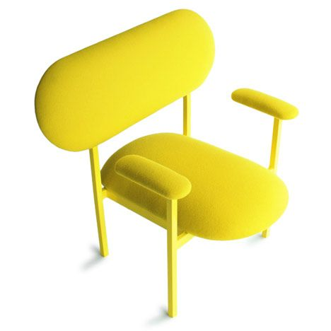 Re-Imagined Chair by Studiomama for the Stepney Green Design Collection