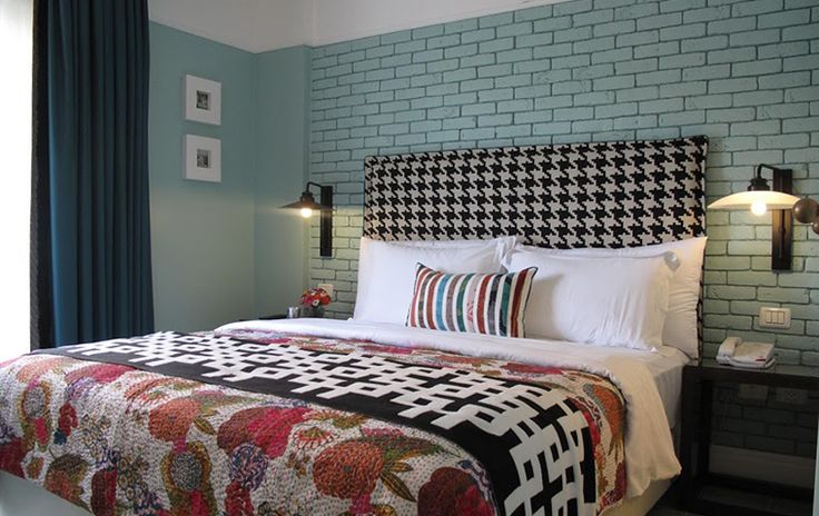 STANDARD ROOM  in our Boutique Hotel in Tel Aviv