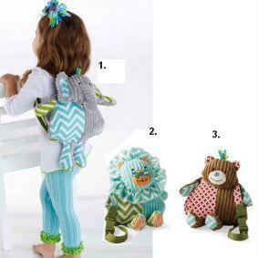 Szafari hátizsák 3 különböző színben.  http://milibaby.hu/termek_adatlap/kiegeszitok/gyerek_hatizsak/szafari_hatizsak/352148 67
