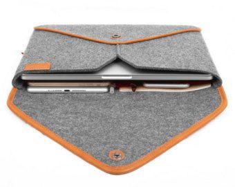 15'' étui Macbook Laptop Case pour Macbook Pro 15 par TopHome
