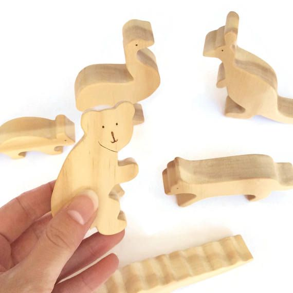 how to make wooden figures