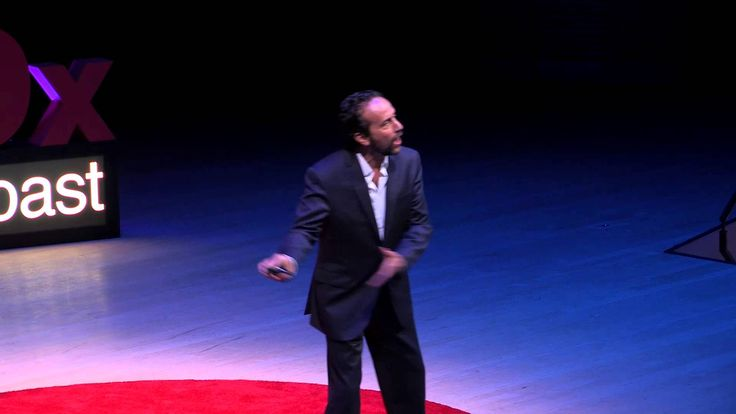 how to give a good speech ted talk