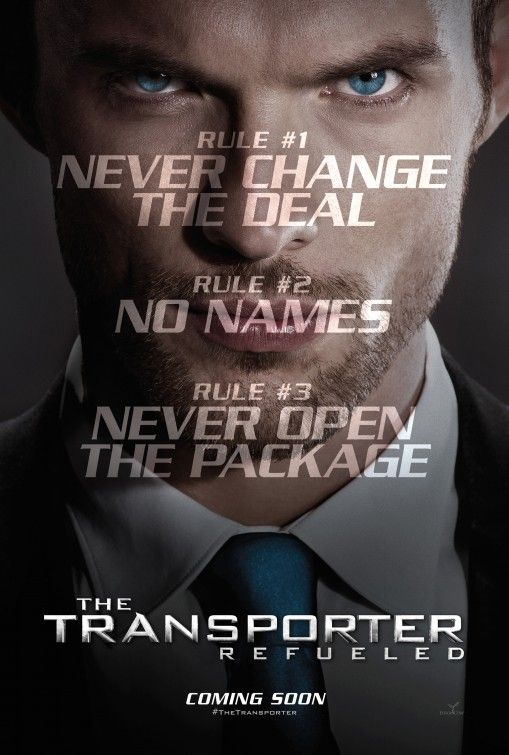 Click to View Extra Large Poster Image for The Transporter Refueled