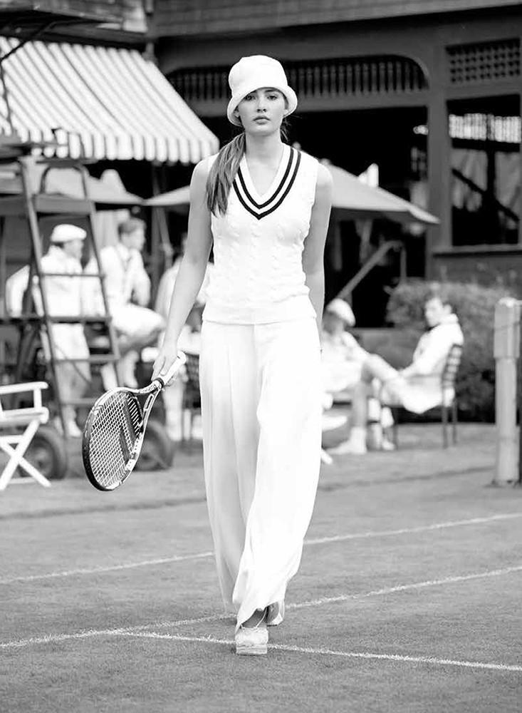 Polo Ralph Lauren - Polo Ralph Lauren Wimbledon Summer 2014 Campaign and Lookbook