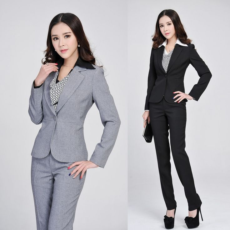 Ladies Business Suits for Work