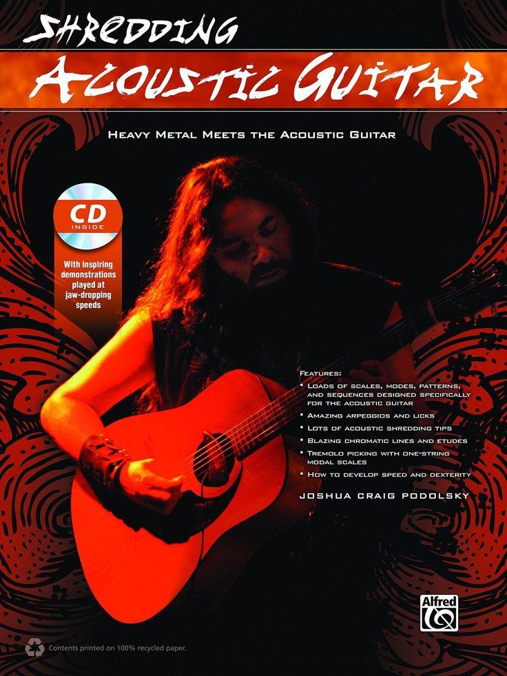 Shredding Acoustic Guitar   Heavy Metal Meets Acoustic Guitar