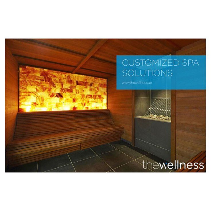 Maintain your lungs clean by trying one of our salt stone saunas. Find out more…
