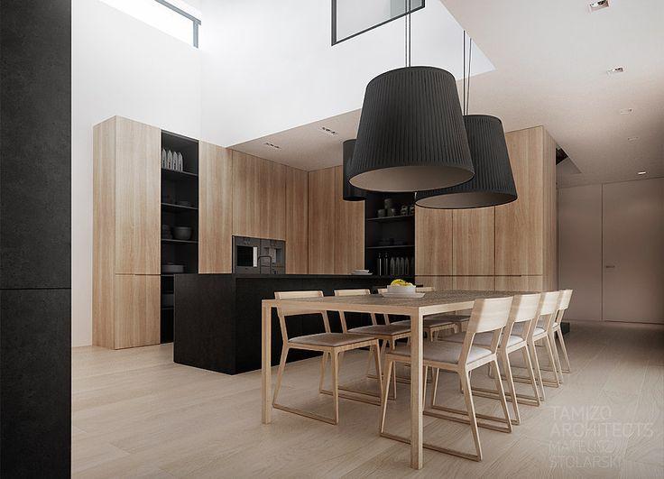 Pk-house interior design , łubki | TAMIZO ARCHITECTS