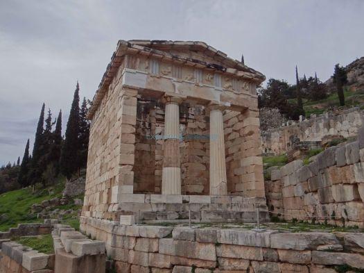 Θησαυρός των Αθηναίων