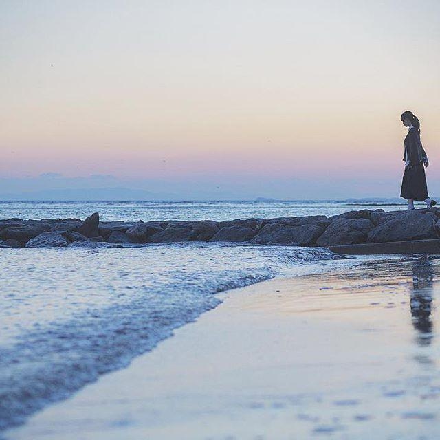 【kyomaru_k】さんのInstagramをピンしています。 《海の見える街 #海#photography#photo》