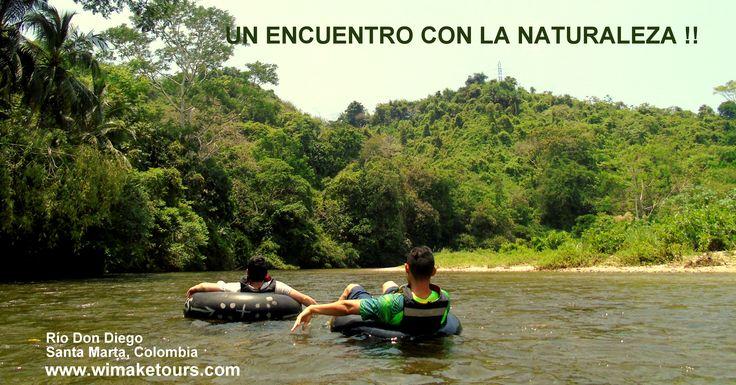 Don Diego un hermoso lugar para disfrutar de la naturaleza en la Sierra Nevda de Santa Marta