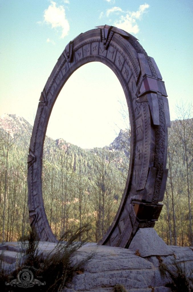 project stargate 6: did the producers of the stargate tv show about a secret military project know about the secret military project called stargate how about when they did the show-within-a-show (wormhole extreme) based on making a tv show about a secret military project to discredit rumours of its existence.
