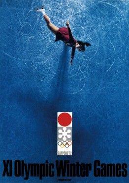 札幌冬季オリンピック 1970 亀倉雄策