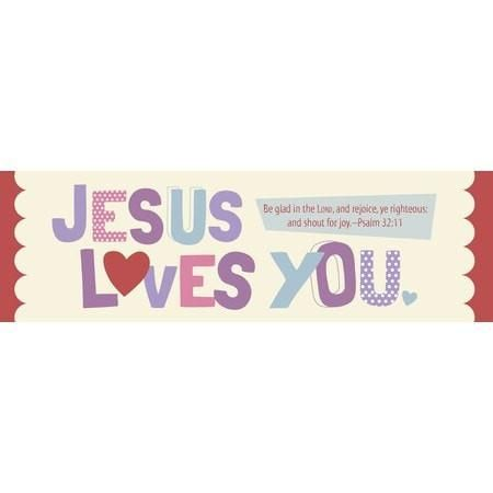 Jesus Loves You and You Are Special (Psalm 32:11, KJV) Bookmarks, 25