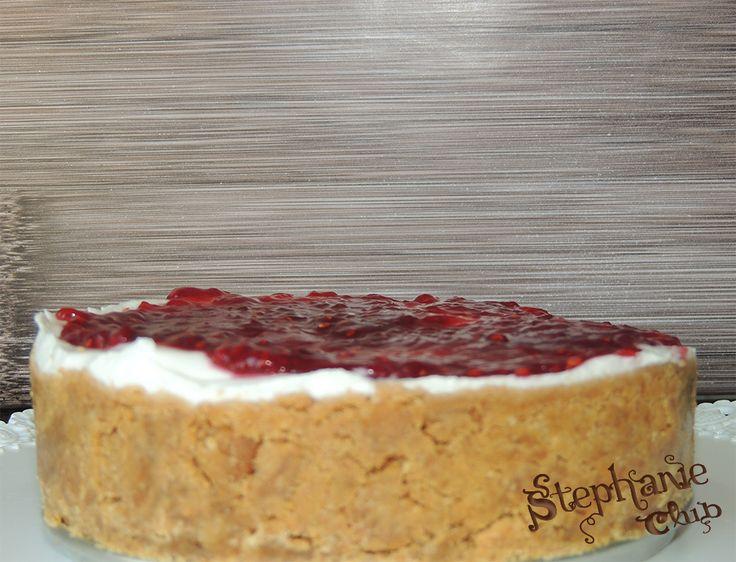 torta allo yogurt greco cheesecake lactose free senza formaggio