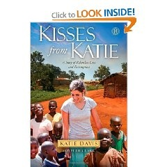 Kisses From Katie--definitely reading this ASAP!
