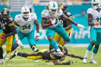 NFL Wild Card Playoff Schedule: Date and time set for Steelers vs. Dolphins ~ Sunday, January 8 at 1:05pm ET on CBS