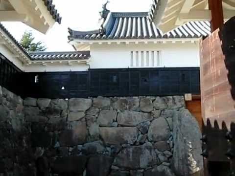 MATUMOTO松本城・太鼓門枡形・二の門(高麗門)・一の門