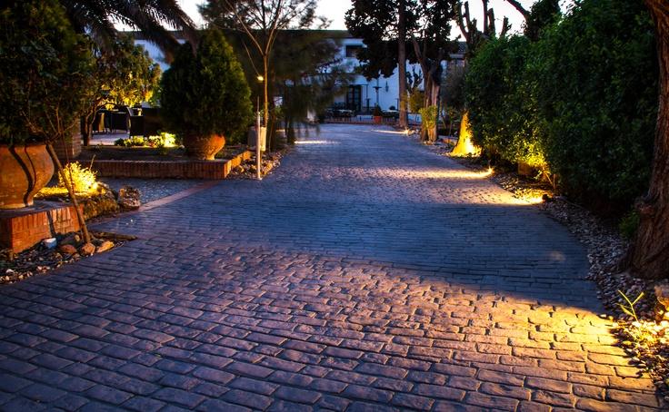 Hotel La Salve - Torrijos (Toledo) - acceso