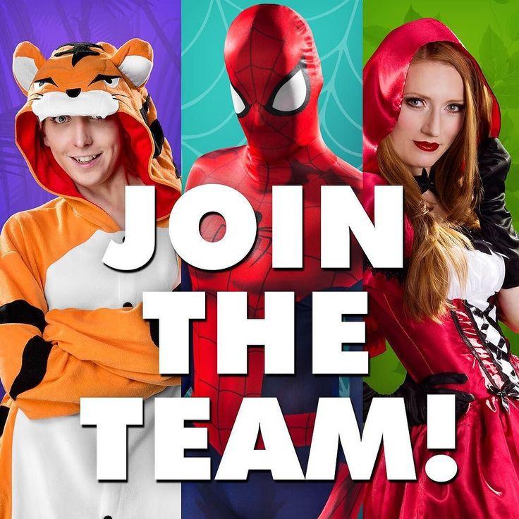Wir suchen neuen Kollegen in Berlin.  Bewirb dich jetzt bei uns auf spannende Jobs! http://ift.tt/2mi4If1 . #maskworld #karriere #arbeiten #job in #berlin #läuftbeimir #experte für #gutelaune #verkleidung #makeup #maske #masken #kostüm #costume #mottoparty #karneval #halloween #neuerjob #jobsuche #arbeit #stpatricksday #igberlin #ichliebemeinenjob #arbeitmachtspaß  #business #instajob #bestoftheday #rotkäppchen #spiderman #tiger