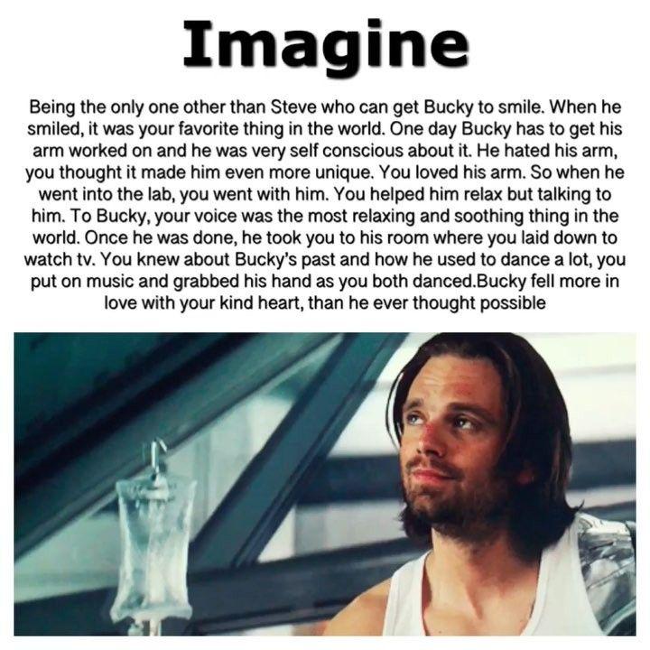 Barnes | Marvel | Bucky barnes imagines, Bucky barnes