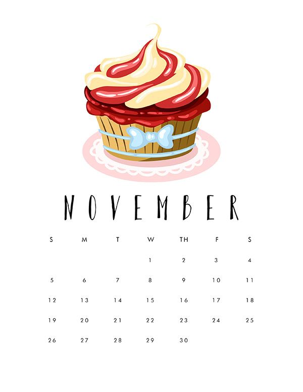 As promised we are keeping the brand new 2017 Calendars coming!  Today we are celebrating Baking Week here at The Cottage Market (All week we will be running multiple posts with at least 2 of them with a Baking theme! From Recipes to how to make Cake Flour) So we thought that you would enjoy …