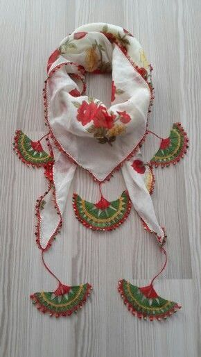 80+ Needle Lace Scarf Modelle, #crochetbufanda #Lace #modelle #Needle #scarf