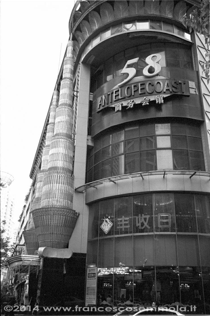 shanghai | Art Nouveau architecture