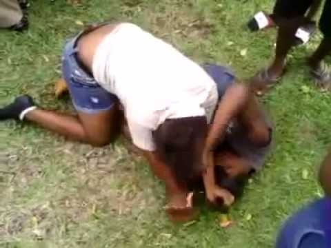 black girls hood fights nude
