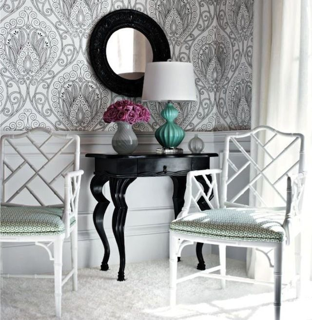 260 Best Chinese Chippendale Chairs Images On Pinterest | Chippendale Chairs,  Bamboo Chairs And Chinoiserie Chic Great Ideas