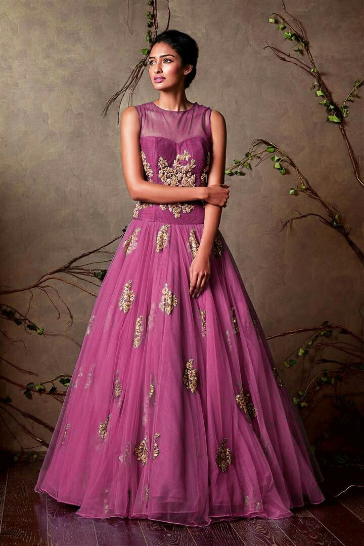 36 best gowns dresses evening wear to buy india contact