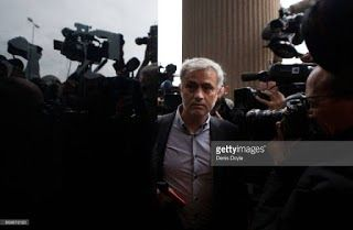 Jose Mourinho now is answering the questions in a Madrid court. The Spanish authorities claim that 54-years-old was evading tax duties when he was Real Madrid boss.  According to charges Mourinho did not declare an income from his image rights in 2011. And today he owes to Spain about 2.9m.  Red Devils coach was seen entering to thecourthouseof Pozuelo deAlarcon. Thecourt hearingcomes two days before the Manchester United v Chelsea clash in the Premier League. Players also told that they…