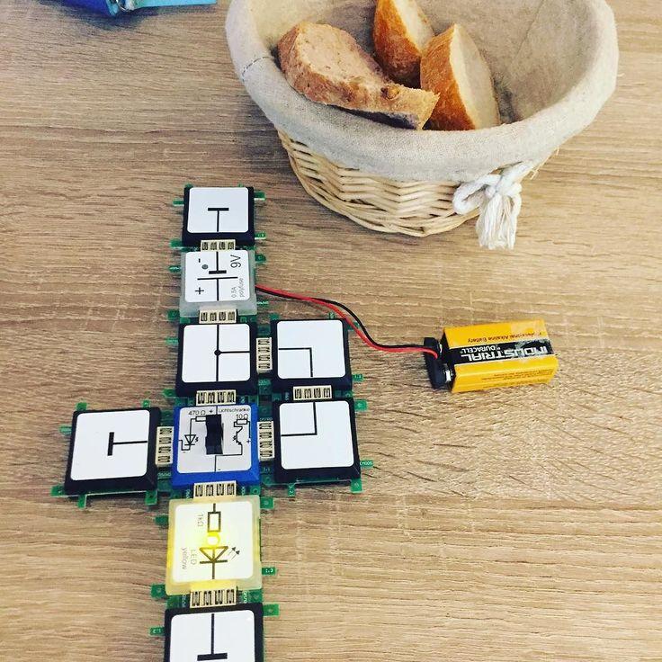 Some Bricks some bread and some cheese  #genusszentrale #dinnerworkshop #bricks