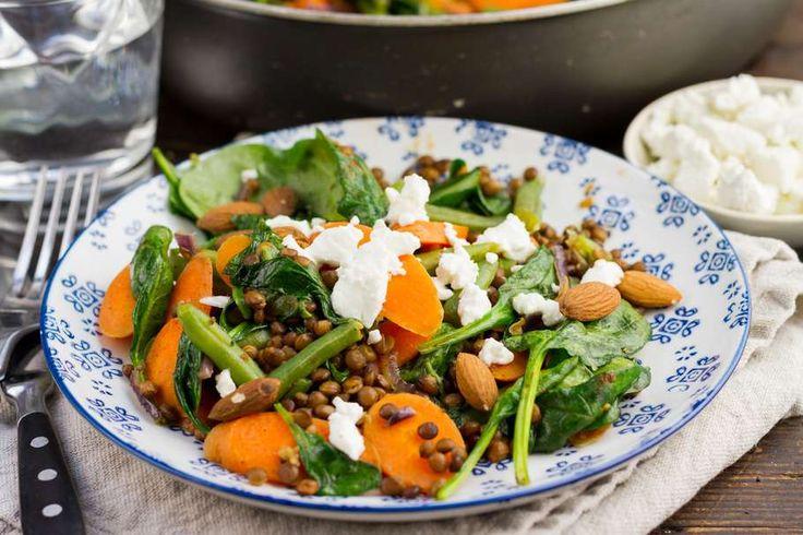 Vega groenteschotel - Koken met Aanbiedingen