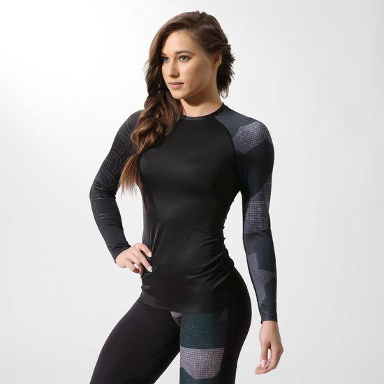 Reebok - Спортивная футболка с длинным рукавом Reebok CrossFit Paddle