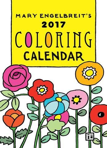 13 best Mary Engelbreit Coloring Books images on Pinterest   Adult ...