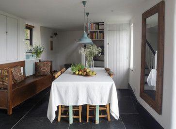 Somerset Cottage - farmhouse - Dining Room - South West - Inspired Design Ltd