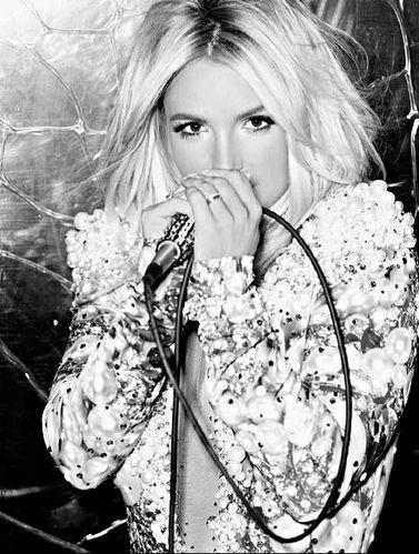 Britney Spears - Las Vegas Residency photo shoot.